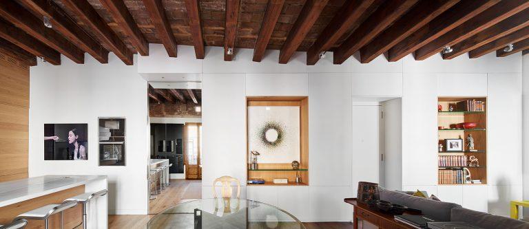 Ático Ciutat Vella modern apartment barcelona