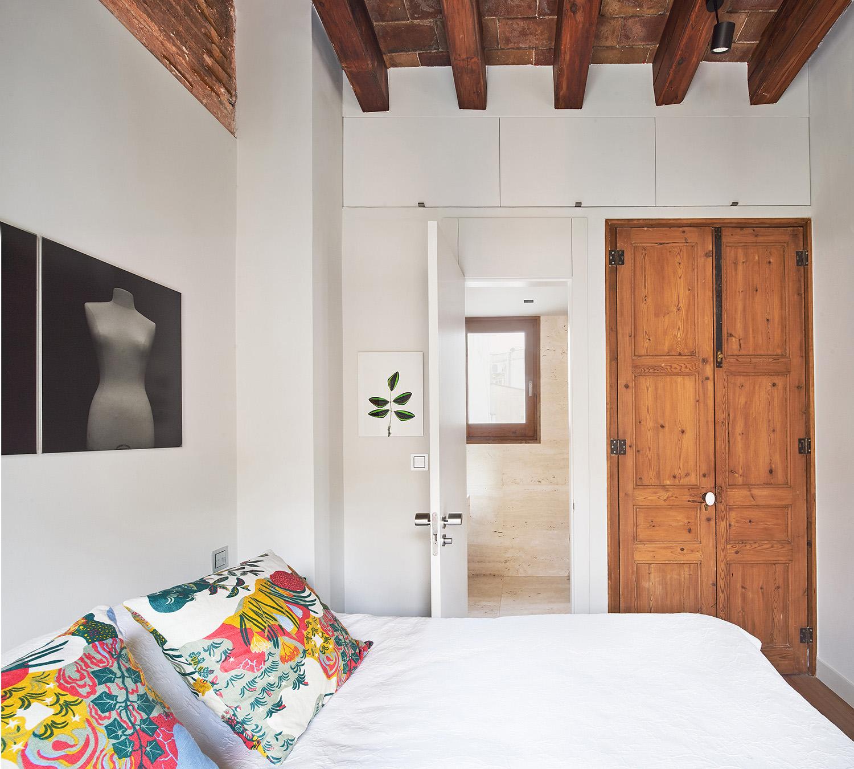 Ático Ciutat Vella luxury residential Barcelona