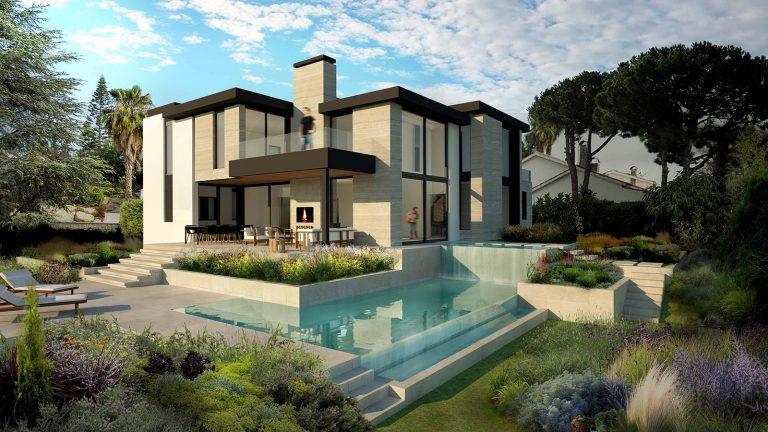 Can Teixidó Alella luxury villa