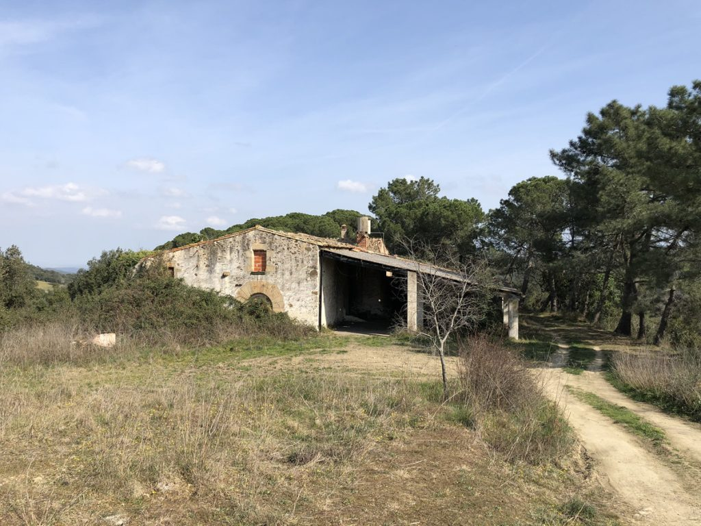 masia country home restoration