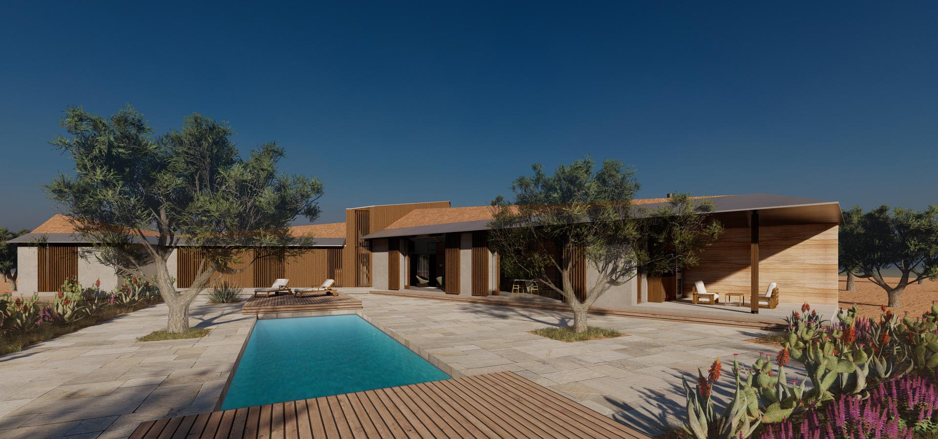 Villa en Matarraña