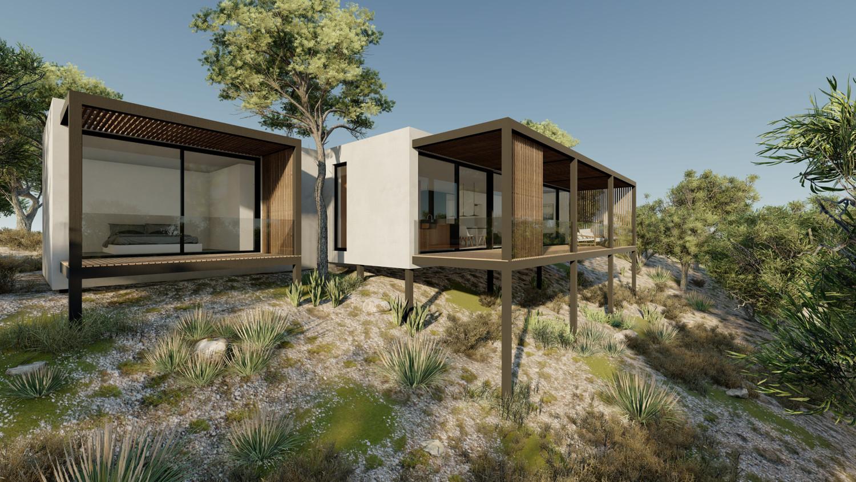 Prototype Z1 prefabricated Passive House_ Zest Architecture