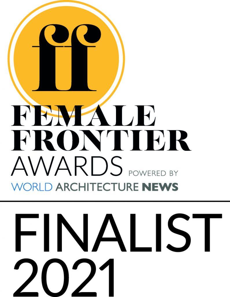 award winning female architect Co Govers